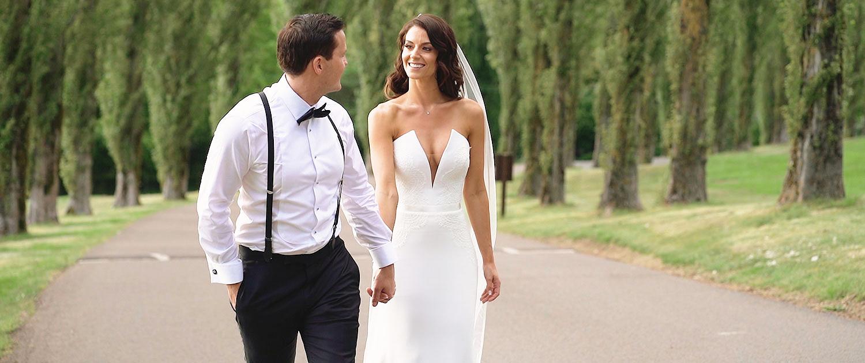 Vogue Wedding Films Foxhill Manor